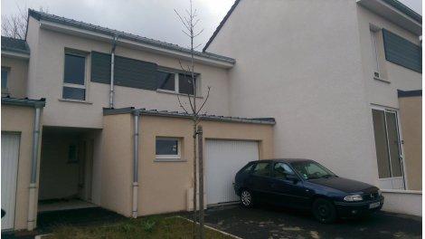 """Appartement neuf Résidence """"le Clos des Marcs d'Or"""" à Dijon"""
