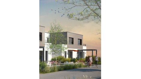Maisons neuves Les Allés des Jardins investissement loi Pinel à Ecole-Valentin