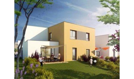 Maisons neuves Le Clos du Sud éco-habitat à Is-sur-Tille