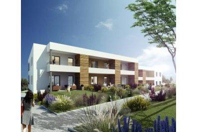 Appartement neuf Le Domaine du Sud éco-habitat à Is-sur-Tille