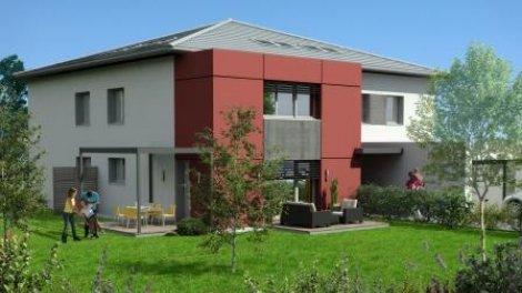 Appartement neuf Les Liberty de la Plaine à Savigny-le-Sec