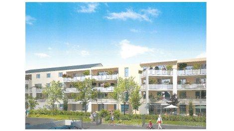 Appartement neuf Residence Villa Themis éco-habitat à Chalon-sur-Saône