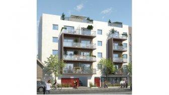 Appartements neufs Residence Paul Cabet investissement loi Pinel à Dijon