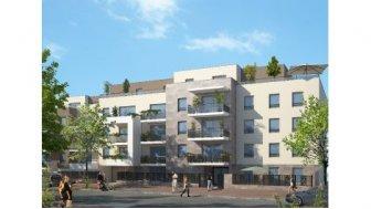 Appartements neufs Residence Saint Georges investissement loi Pinel à Dijon