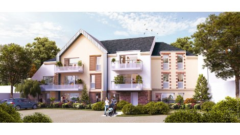 Appartement neuf Côté Saint Marc à Orléans