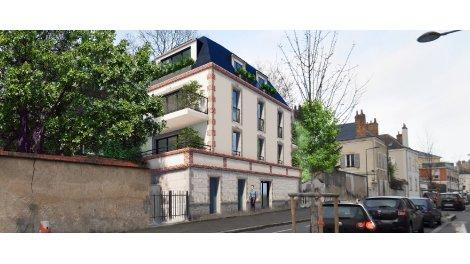 appartement neuf à Orléans
