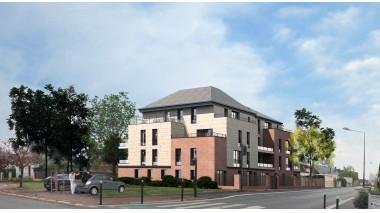 Appartement neuf Les Terrasses des Capucines investissement loi Pinel à Olivet