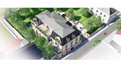 Appartement neuf La Villa Manon à Orléans