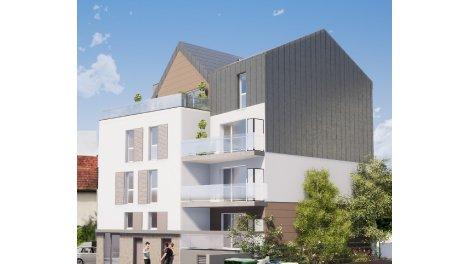 Appartement neuf Le Rivage de Loire à Orléans