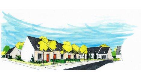 Maisons neuves Le Square Rostand investissement loi Pinel à Saint-Jean-de-Braye