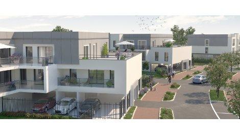 Appartement neuf Les Jardins des Lys à Saint-Jean-le-Blanc