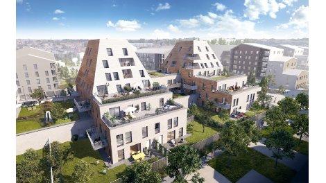 appartement neuf à Villeneuve-d'Ascq