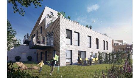 logement neuf à Villeneuve-d'Ascq