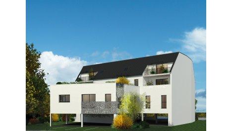 Appartement neuf Le Capitole investissement loi Pinel à La Chapelle-sur-Erdre