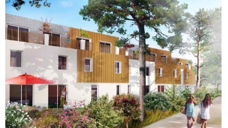 Appartements et maisons neuves Landegrand éco-habitat à Parempuyre