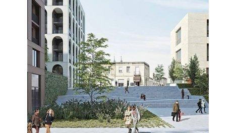 Appartement neuf Euratlantique éco-habitat à Bordeaux