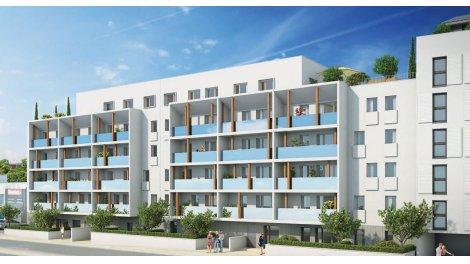 Appartement neuf Carnot - Tram et Commerces éco-habitat à Cenon