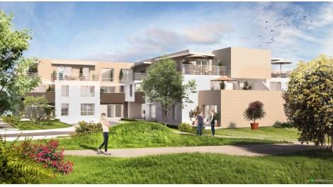 Appartement neuf Vo éco-habitat à Villenave-d'Ornon