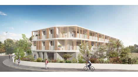 Appartement neuf L'Eveil éco-habitat à Castelnau-le-Lez