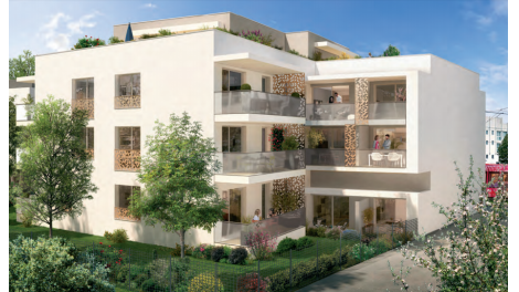 eco habitat neuf à Castelnau-le-Lez