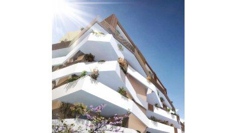 Maisons neuves Le 321 investissement loi Pinel à Montpellier
