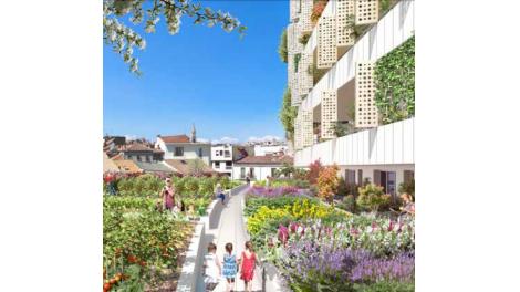 Appartement neuf Roch éco-habitat à Montpellier