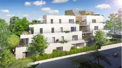 Appartement neuf Les Terrasses du Sud éco-habitat à Montpellier