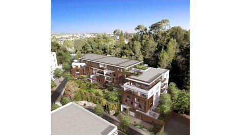 Appartement neuf Ostra Hôpitaux Facultés à Montpellier