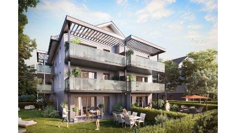 Appartement neuf Privilège investissement loi Pinel à Ayse