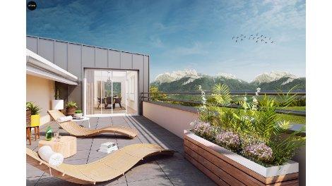 Appartement neuf Tao à Saint-Jorioz