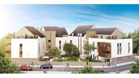Appartement neuf Coeur de Ville à Saint-Gilles
