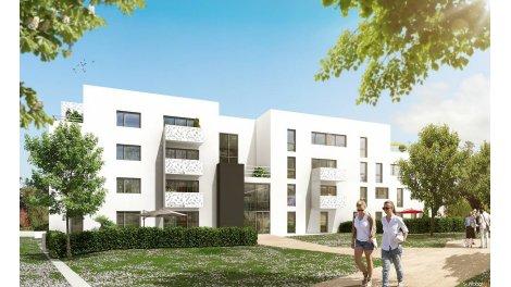 appartement neuf à Vezin-le-Coquet