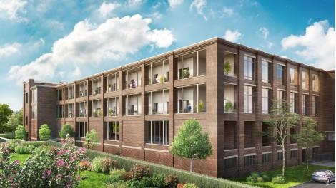 Appartement neuf Imagin à Roubaix