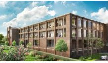 Appartements neufs Imagin éco-habitat à Roubaix