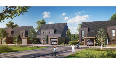 Maisons neuves Nemeto investissement loi Pinel à Arras