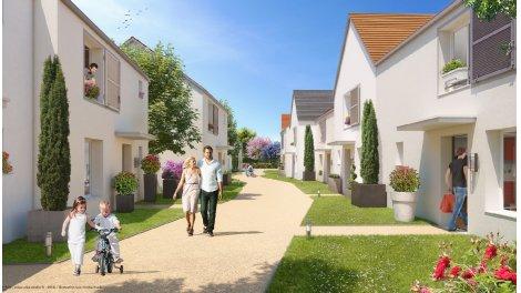 Maisons neuves Naturellement Ballain investissement loi Pinel à Ballainvilliers