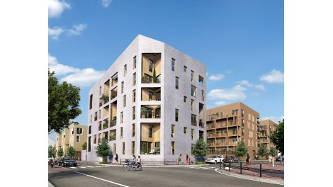 Appartement neuf Vitamin à Carrieres-sous-Poissy investissement loi Pinel à Carrières-sous-Poissy