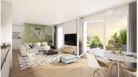 investir dans l'immobilier à Dammarie-les-Lys