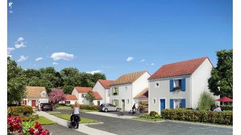 Maisons neuves Le Domaine de Ballancourt éco-habitat à Ballancourt sur Essonne