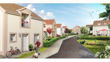 Maisons neuves Orea a Villiers St Frederic éco-habitat à Villiers-Saint-Fréderic