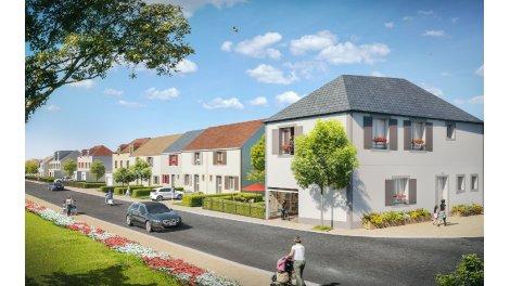 Appartement neuf Renouv'O à Goussainville éco-habitat à Goussainville