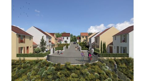 Appartements et maisons neuves Panorama a Beynes éco-habitat à Beynes