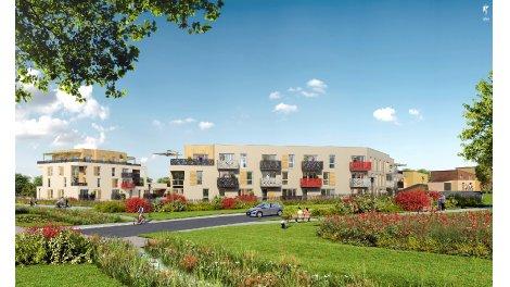 Appartements neufs Bio à Bouffemont éco-habitat à Bouffemont