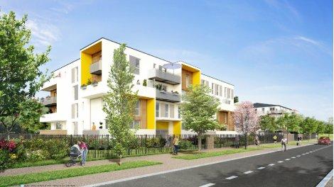 Appartement neuf Silvæ à Moissy-Cramayel investissement loi Pinel à Moissy-Cramayel