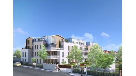 Appartements et maisons neuves La Promenade à Carrieres éco-habitat à Carrières-sous-Poissy