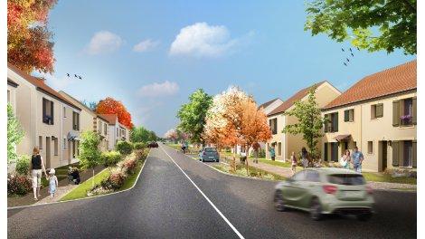 Maisons neuves Empreinte à Dammartin en Goele à Dammartin-en-Goele