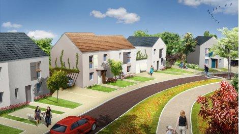 Maisons neuves Nouvo Cap à Melun investissement loi Pinel à Melun