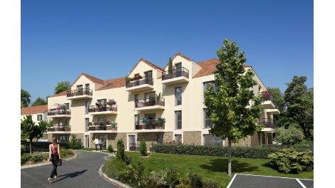 Appartements et maisons neuves La Cle des Champs à Vert-le-Grand