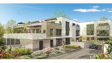 Appartements et maisons neuves Aquarelle a Montgeron investissement loi Pinel à Montgeron