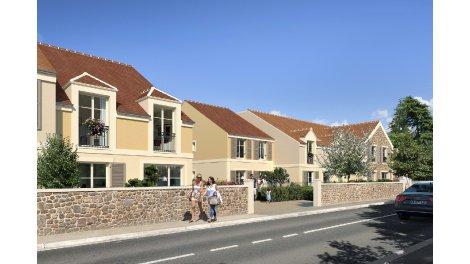 Appartement neuf Cottages investissement loi Pinel à Magny-les-Hameaux
